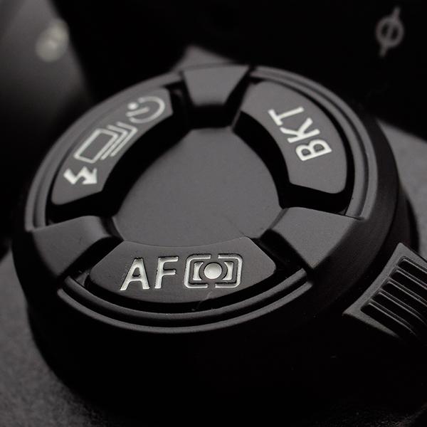 Shooting drive selector