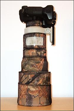 Lens Coat Outdoor Photography Gear UK