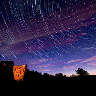 Kurz fotografie noční oblohy